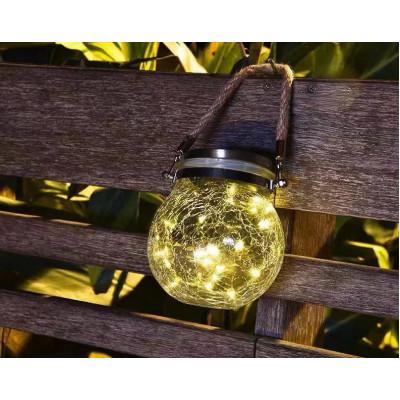Вуличний ліхтар казкова лампа на сонячній батареї, IP67